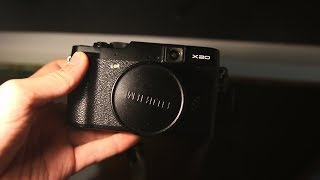 Why Fujifilm is Better than the Rest - Fujifilm X20