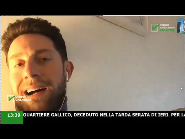 InfoStudio il telegiornale della Calabria notizie e approfondimenti - 21 Marzo 2020 ore 13.30