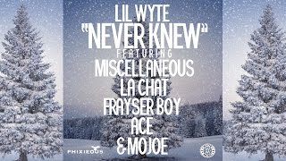 Lil Wyte - Never Knew (OFFICIAL AUDIO)