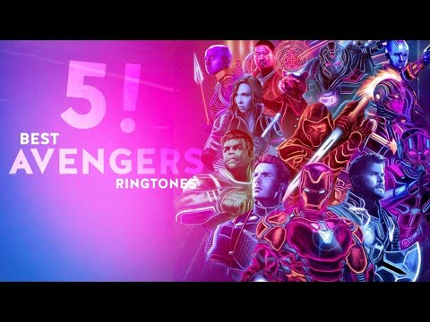 Top 5 Avengers Endgame Ringtones by Tech Venture