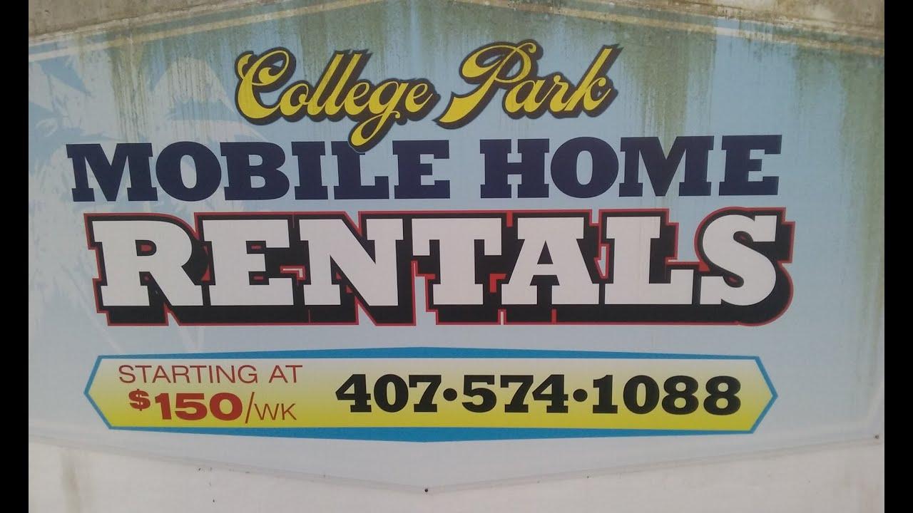 Mobile Homes Economicos En Orlando Florida 32820