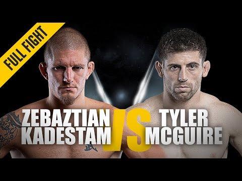 ONE: Full Fight   Zebaztian Kadestam vs. Tyler McGuire   A New King Is Crowned   November 2018