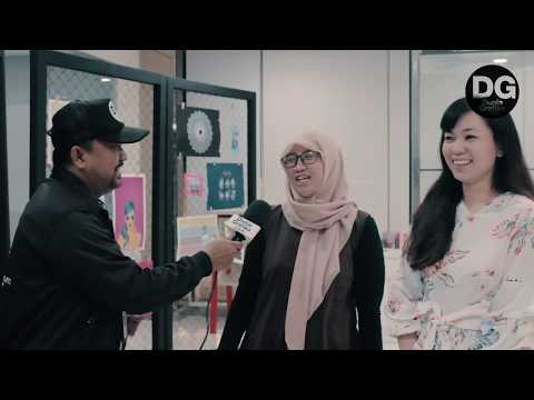 AIDIA Creative Course: Ekspresikan Karya Desain Souvenir Museum Tekstil Jakarta