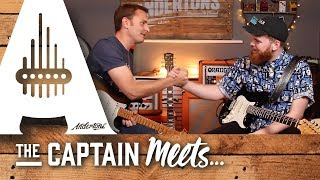 The Captain Meets Jack Garratt