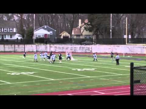 George Dunhill Spring 2015 Lacrosse Highlights