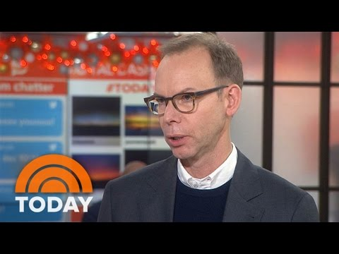 Chipotle Founder Steve Ells Addresses Series Of Outbreaks |