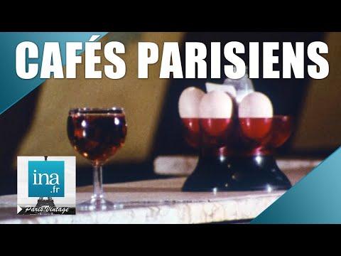 1969 : Dans les cafés de Paris | Archive INA