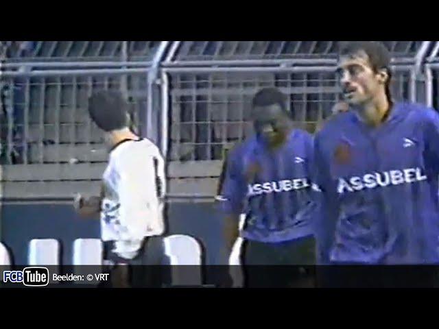 1991-1992 - Beker Van België - 02. 16de Finale - Club Brugge - Sporting Lokeren 2-0