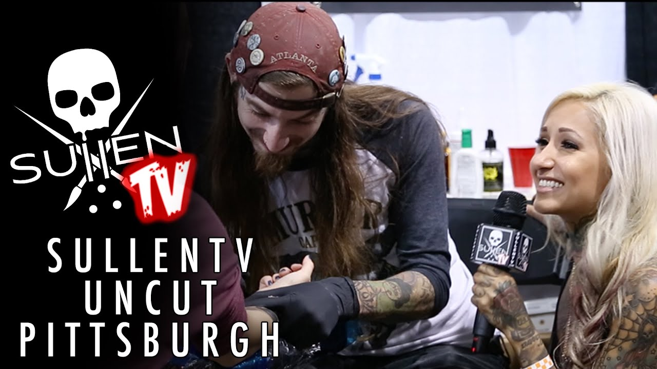 Tattoo bloopers sullentv uncut pittsburgh youtube for Pittsburgh tattoo convention