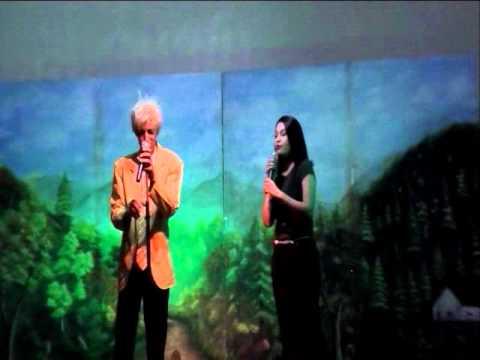Rod Stewart e Amy Bell
