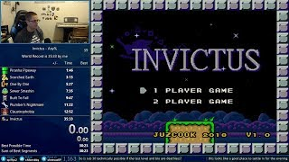 Invictus Any% Speedrun 34:39 (WR)