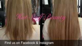 Sarah Allen Gets Tape Extensions @ Hot Stuff Beauty Brisbane Thumbnail