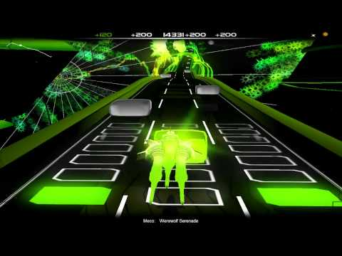 Werewolf Serenade - Meco    Played in Audiosurf