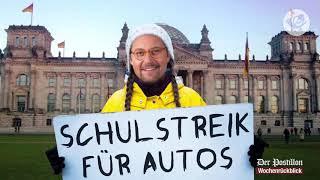 Postillon-Wochenrückblick in aller Kürze (25. Februar - 2. März 2019)