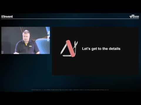 AWS re:Invent 2016: NEW SERVICE: Manage Multiple AWS Accounts with AWS Organizations (SAC323)