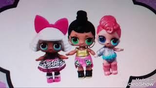МАЛЬЧИКОВ МАЛО! Куклы лол сняли клип! Песня+мультик