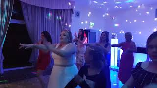 Gig log wedding at the great northern hotel peterborough #djdellon