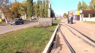 В Хвалынске объявлена ЧС из-за порыва центральной канализации