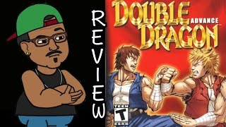 Isolated Gamerz - DOUBLE DRAGON ADVANCE review Game Boy Advance