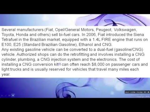 What Is CNG Vs LPG