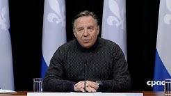 Mise à jour du Québec sur la COVID-19 – 11 avril 2020