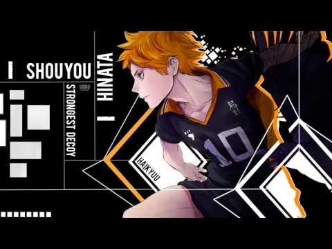 Nightcore - Fly High!! - Burnout Syndromes - FULL - Haikyuu Season 2 OP 2