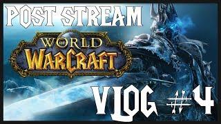 World of Warcraft Vlog | Leveling Stream #3 Recap