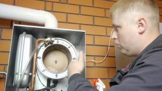 Сервисное обслуживание конденсационных котлов Viessmann