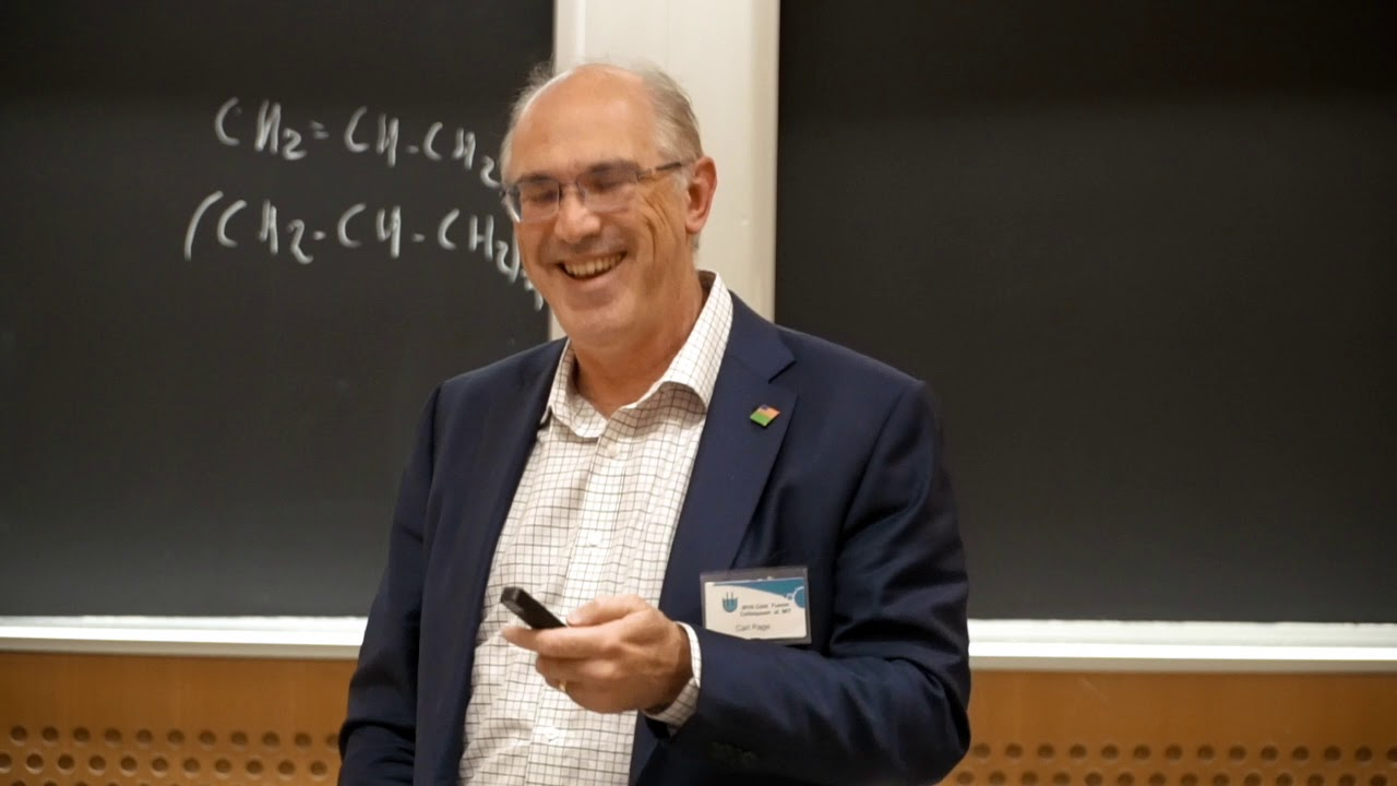 LANR Colloquium 2019 (Lecture) - Carl Page - Thoughts of LANR/LENR