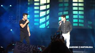 Piolo Pascual and Jericho Rosales of the Hunks - Star Magic 25 Singapore 2017