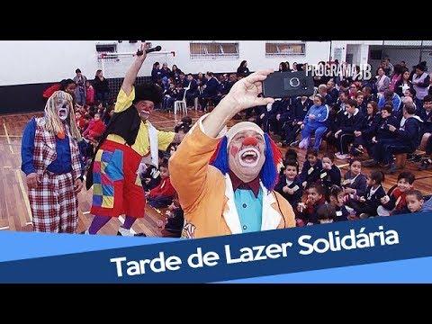 ac54124f54 Tarde de Lazer Fundo Social de Solidariedade - Santos - YouTube