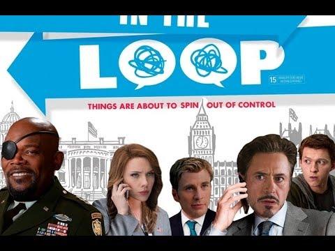 Avengers: In the Infinity Loop