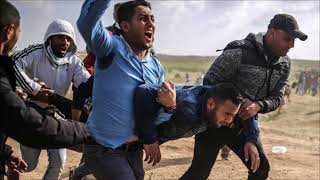Gambar cover Gaza border protests || We will not go down || #Ghazawillriseagain ~ Michael Heart