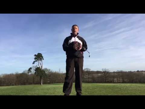 Easiest swing in golf , what makes good golfers good, relaxed v tension and effort