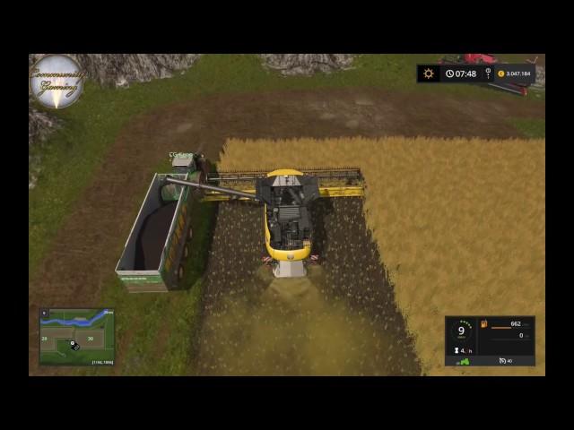 Let's Play Landwirtschafts Simulator 2017   Der Neue Mod-Server   Folge #023