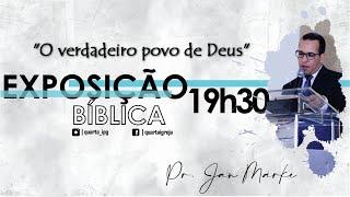 (AO VIVO) O verdadeiro povo de Deus