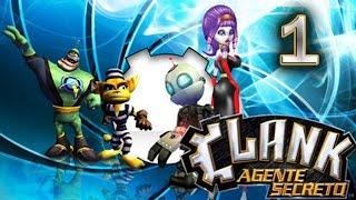 Clank Agente Secreto  Cap1  Museo Guitaire  Esto mola