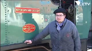 Tourisme un train à vapeur bien de chez nous