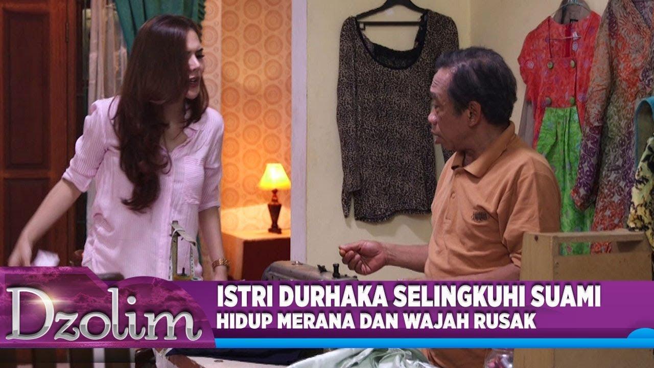 Istri Durhaka Doyan Selingkuh!! Suami Hidup Merana Dan Wajah Rusak - Dzolim  Part 2 (11/9)