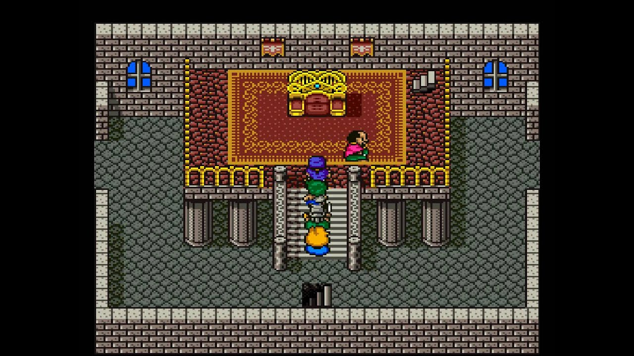 Dragon Quest Vi Fliegender Teppich Dragon Quest V Snes Reinhart Imposter Youtube