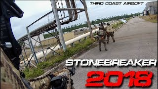 Airsoft Battle at Stonebreaker 2018 | Third Coast Airsoft
