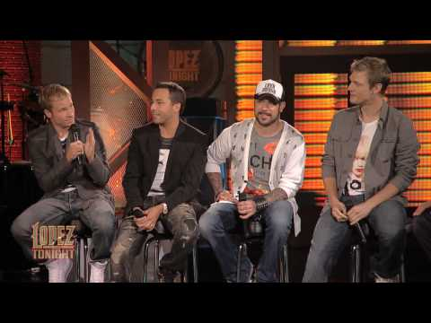 You Asked, The Backstreet Boys Answered!