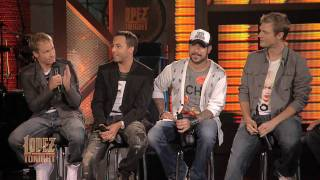 You Asked, The Backstreet Boys Answered!