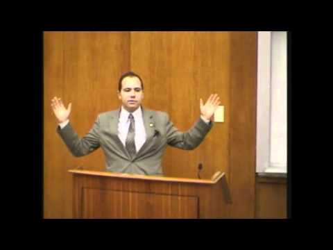 The Impact of Judicial Activism on the Moral Character of Citizens 10-28-10
