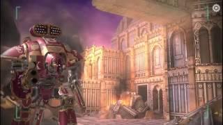 Warhammer 40000: Freeblade — трейлер 2