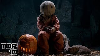 Top 10 SCARIEST Trick-Or-Treat Stories