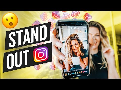INSTAGRAM STORY HACKS 2019 (HIDDEN FEATURES!)
