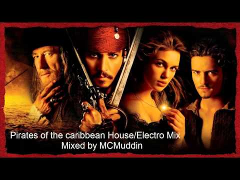 Pirates of the caribbean House/Electro Mix 1 Hour
