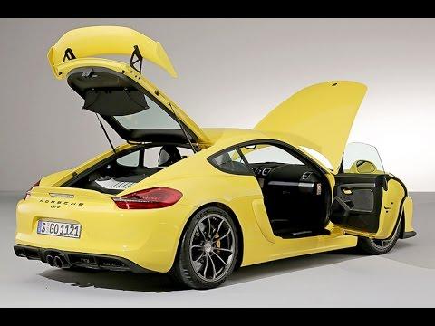 erste sitzprobe im porsche cayman gt4 2015 - Porsche Cayman 2015 Gt4