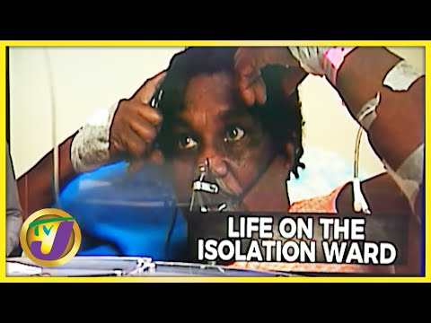 Covid is Real - Life on the Isolation Ward | TVJ News - August 23 2021